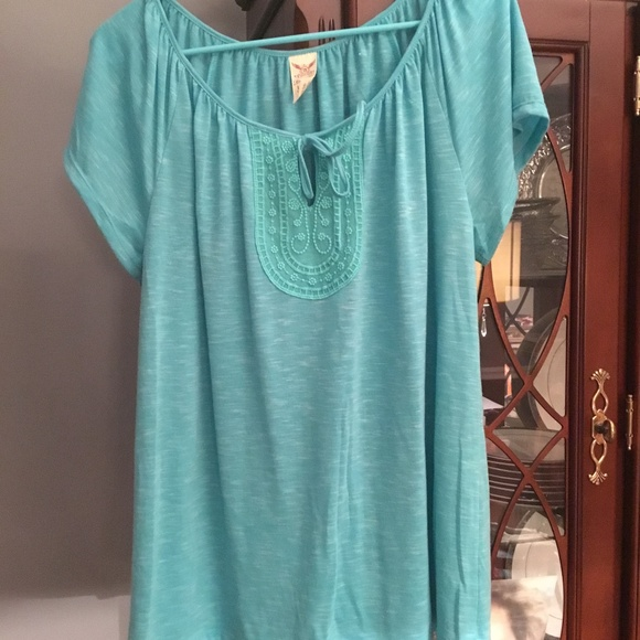 Faded Glory Tops - FADED GLORY SHIRT SIZE LARGE